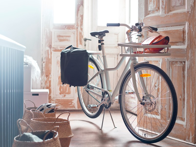 Ikea 39 s chainless bicycle is now available in the us for Ikea sladda bike