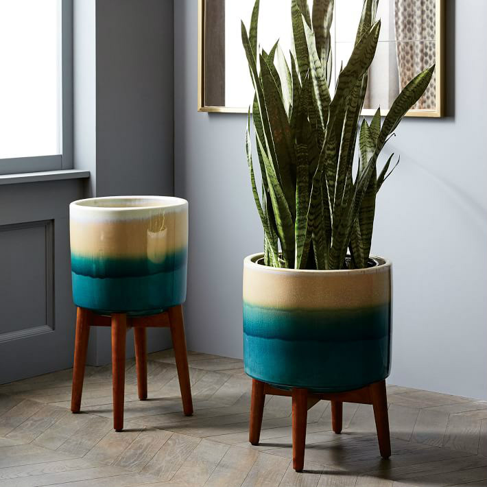 Showcase Your Greenery With These Stylish Planters