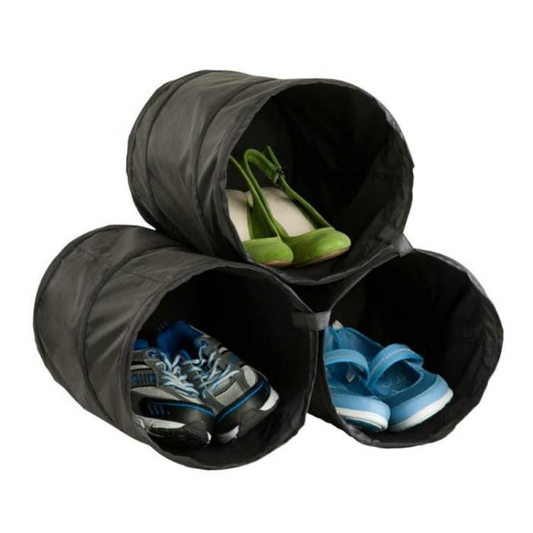 Shoe-tubes-storage