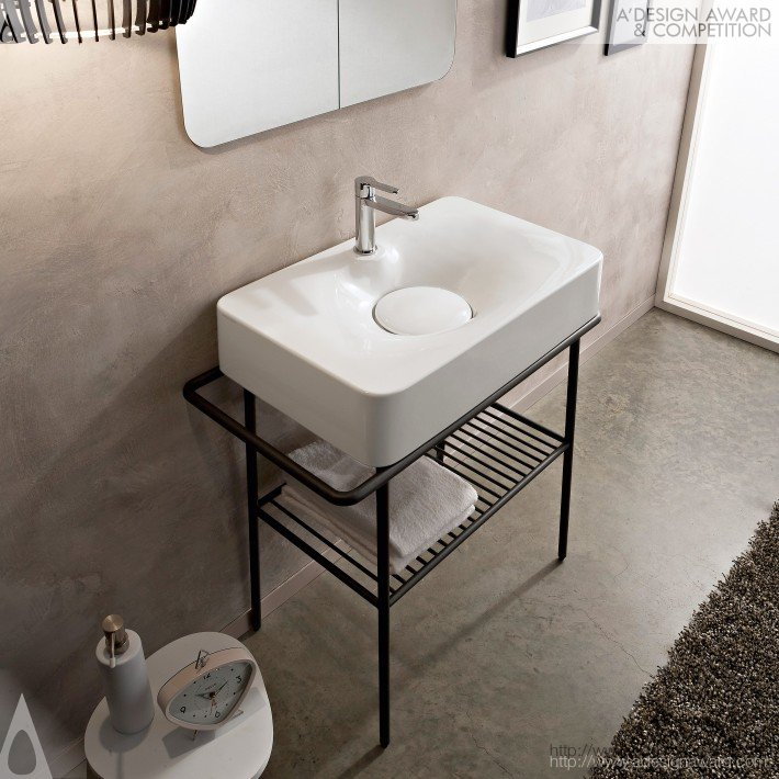 Fuji 70R by Scarabeo Ceramiche Srl - Top 20 A' Design Award Winners