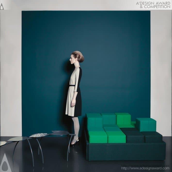 Le Cube by Rob van Puijenbroek - Top 20 A' Design Award Winners