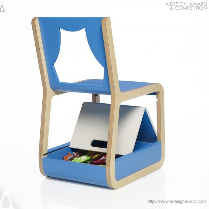 Thea by Maria Bald%C3%B3 Benac - Top 20 A' Design Award Winners