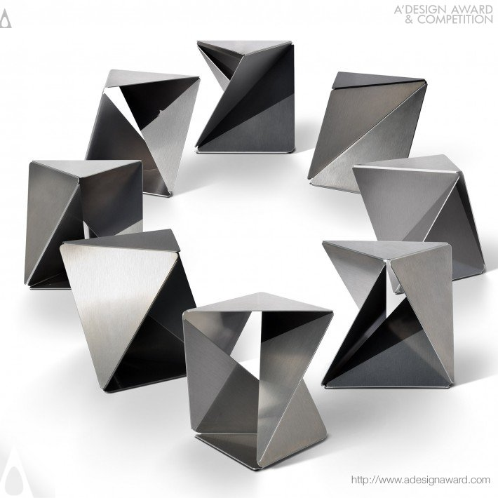 Trifold by Max Hauser - Top 20 A' Design Award Winners