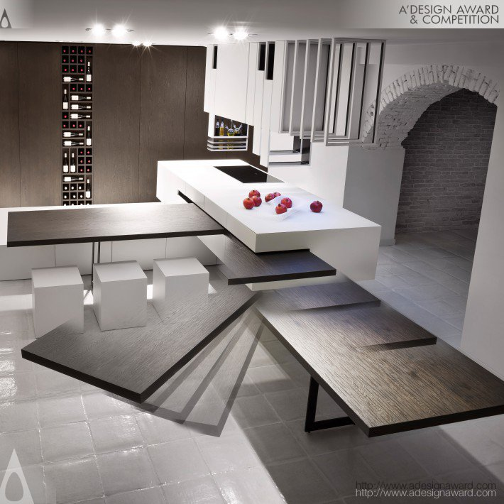 he Cut by Alessandro Isola - Top 20 A' Design Award Winners