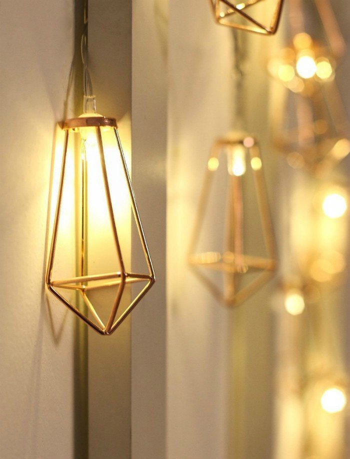 Fairy Lights gold