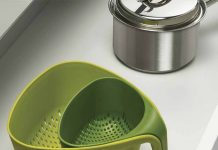 Space Saving Products 20 space-saving ideas for the kitchen - living in a shoebox