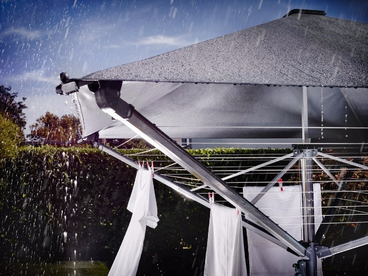 This Rotary Dryer From Leifheit Lets You Dry Your Clothes