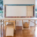 The World S Thinnest Folding Table And Chair System Can Be