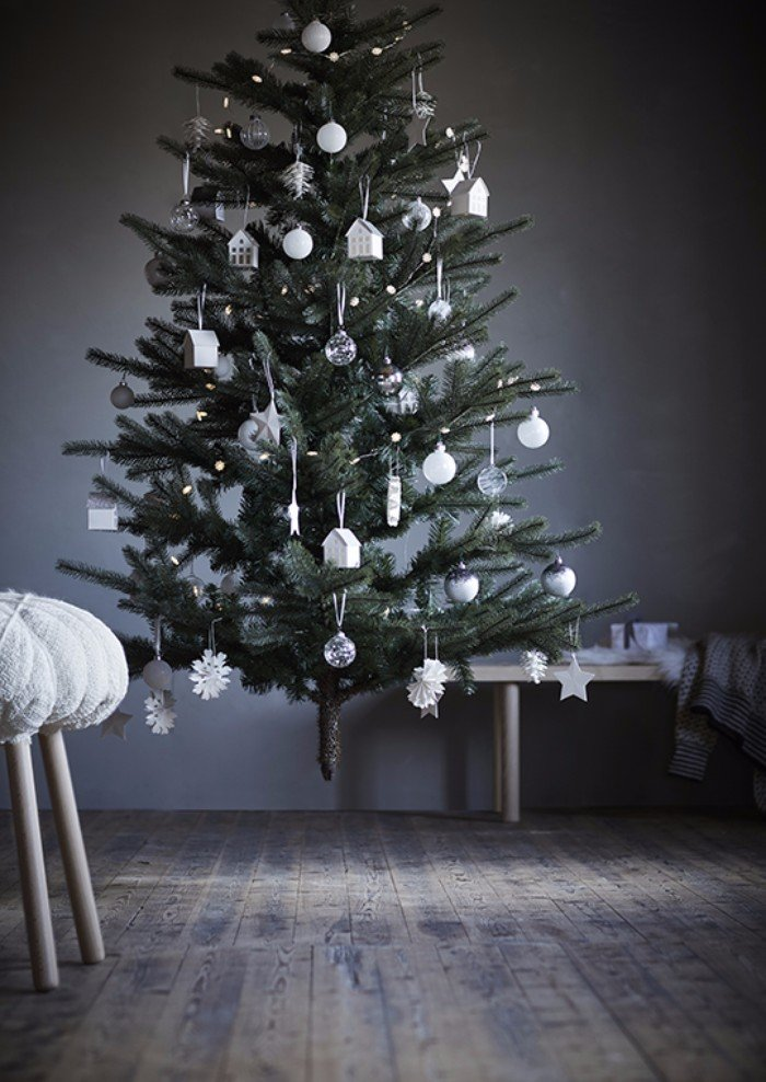 IKEA-julen-2017-Vinter-julgran