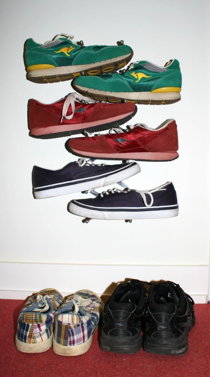 The Ten Best Ikea Hacks Shoe Storage Ideas Living In A