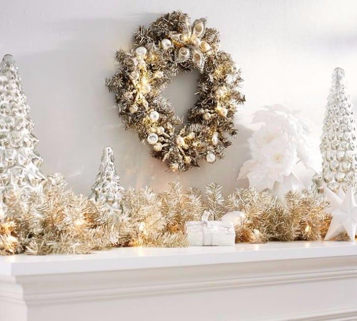 Beautiful christmas decor ideas living in a shoebox
