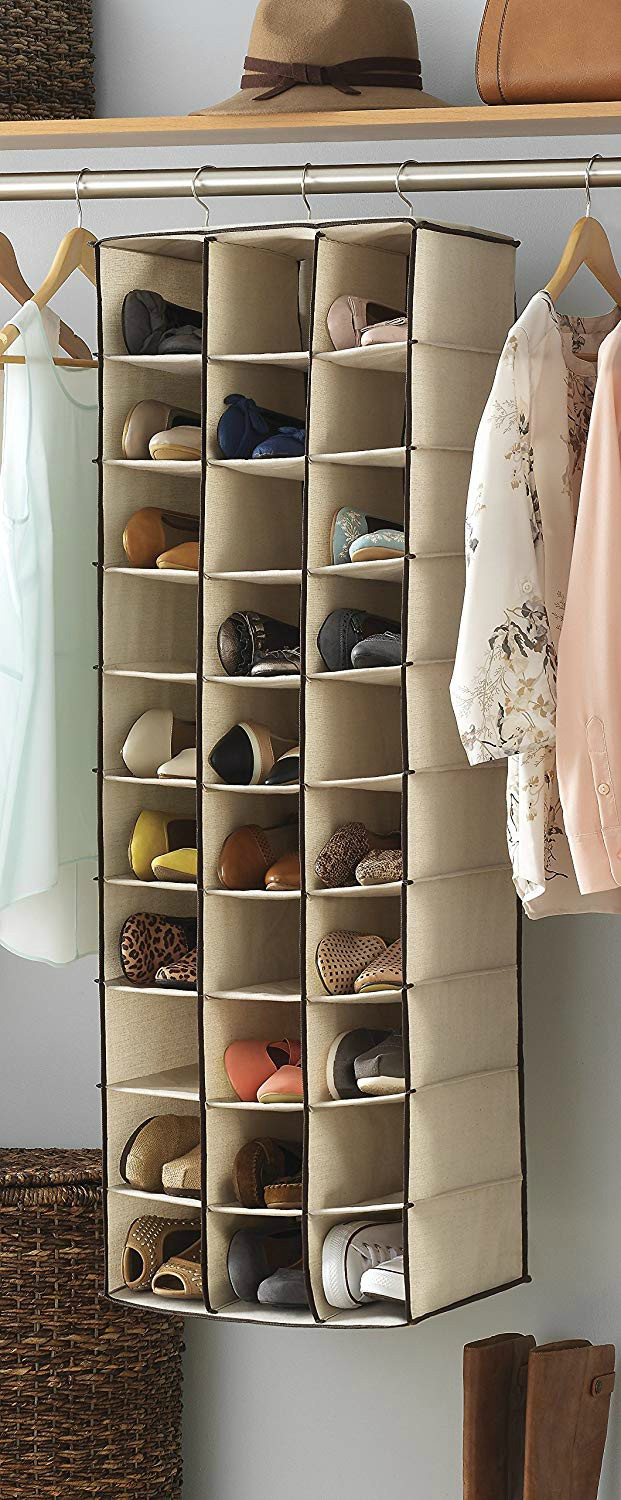 14 Great Ways To Store Your Shoes Living In A Shoebox