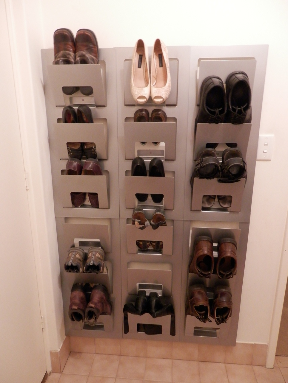 The ten best IKEA hacks shoe storage ideas - Living in a shoebox