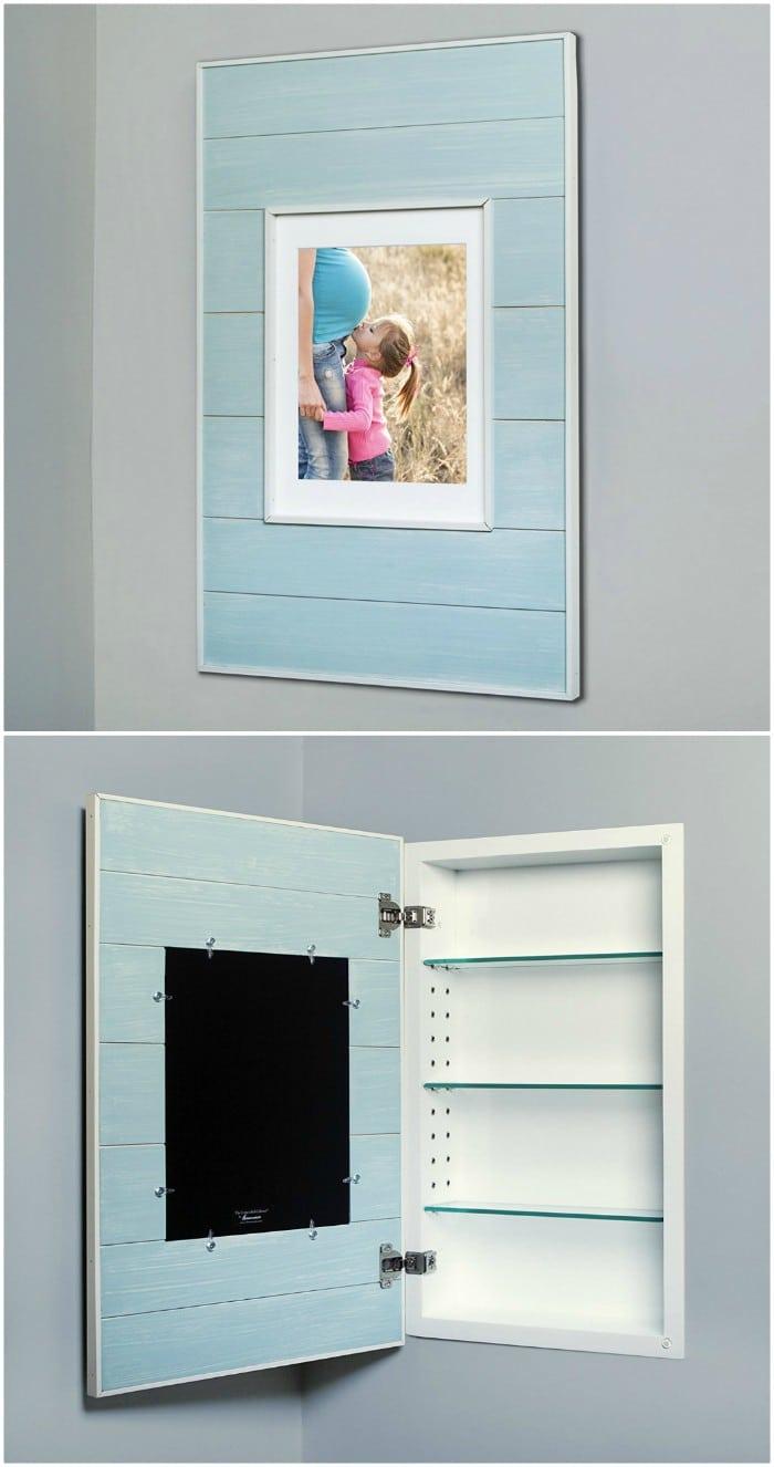 Concealed Medicine cabinet