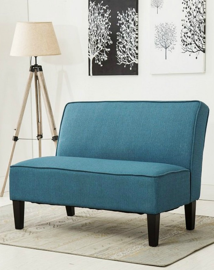 Awesome 14 Stylish Loveseats For Small Space Dwellers And Cuddlers Andrewgaddart Wooden Chair Designs For Living Room Andrewgaddartcom