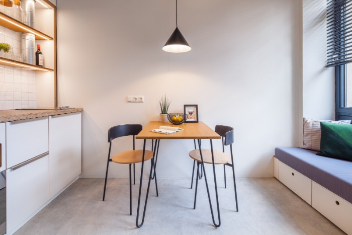 Standard Studio student housing Rotterdam 13 - This student apartment makes you want to go back to school