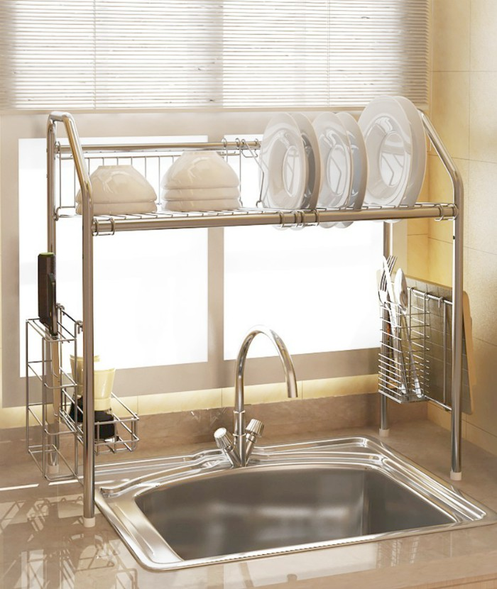 12 Ingenious Ways To Organize Your Kitchen Living In A