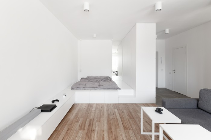me4 - This 45m2 apartment is a multi-purpose masterpiece