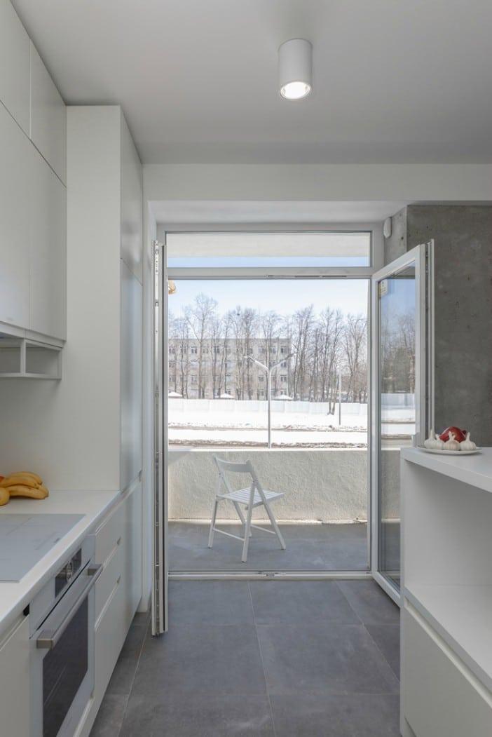 apartment - This 45m2 apartment is a multi-purpose masterpiece