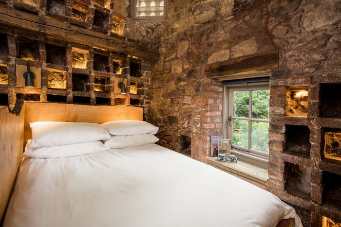 Dovecot cottage 11 - Once home for hundreds of pigeons, the Dovecot Cottage is now a charming holiday abode
