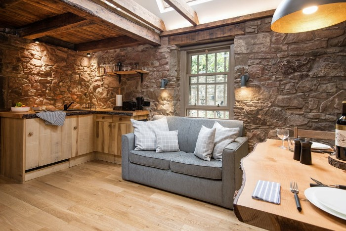 Dovecot cottage 6 - Once home for hundreds of pigeons, the Dovecot Cottage is now a charming holiday abode