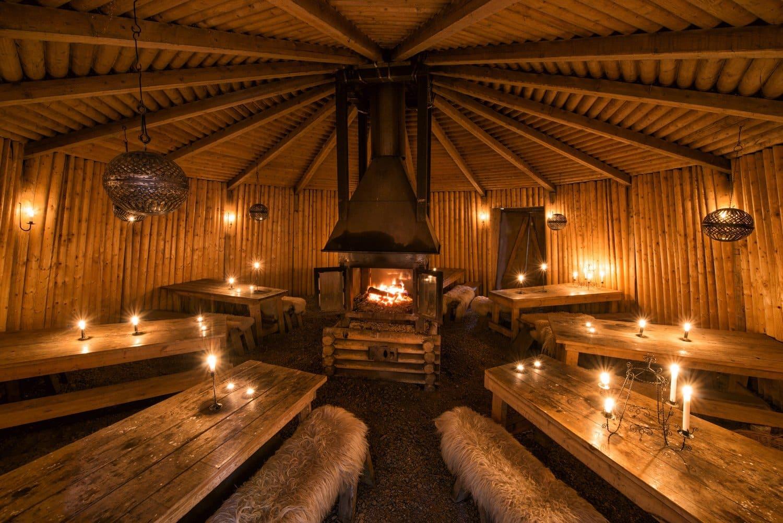 Kolarbyn big hut - Sweden's most primitive hotel offers stays in charcoal burners' huts