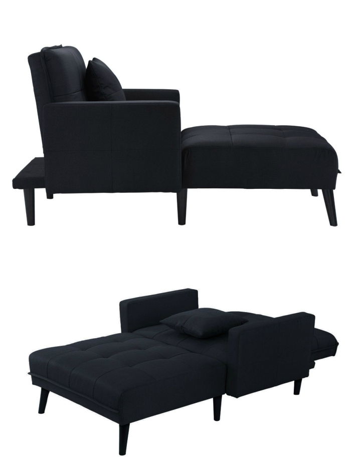 Sensational Ten Sleeper Chairs That Turn Any Space Into A Guest Room In Dailytribune Chair Design For Home Dailytribuneorg