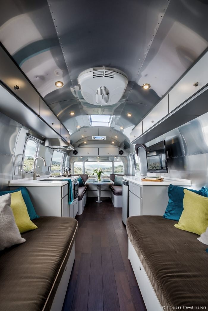 This Sleek Airstream Is Everything A Modern Family Could