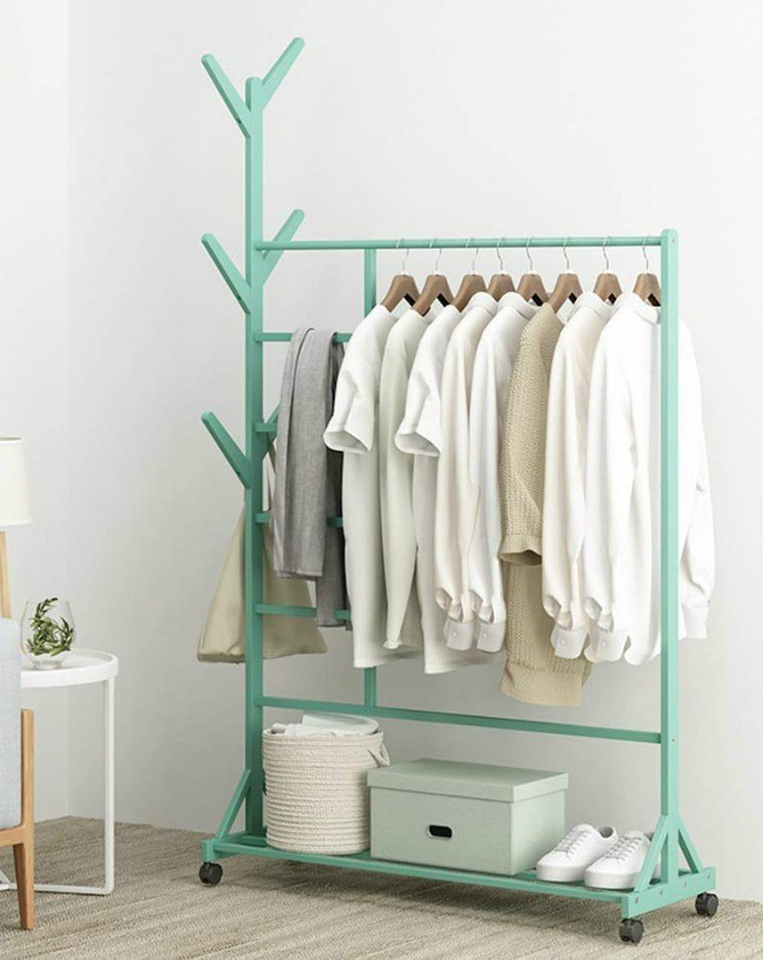 14 clothes racks that store your garments in style - Living ...