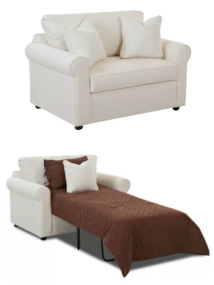 Swell Ten Sleeper Chairs That Turn Any Space Into A Guest Room In Inzonedesignstudio Interior Chair Design Inzonedesignstudiocom