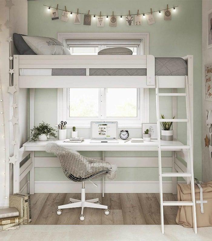 10 Brilliant Loft Beds That Make The, Beds With Desks Under Them