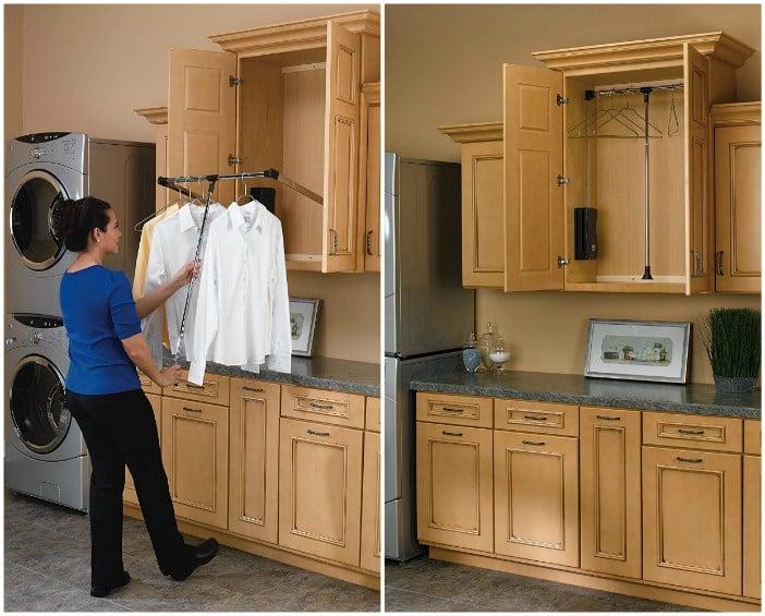 20 Brilliant Ideas For Organizing Your Closet Living In