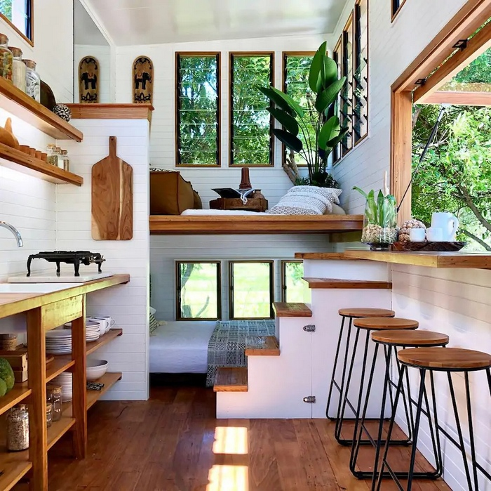 15 Amazing Tiny Houses You Can Rent On Airbnb Living In
