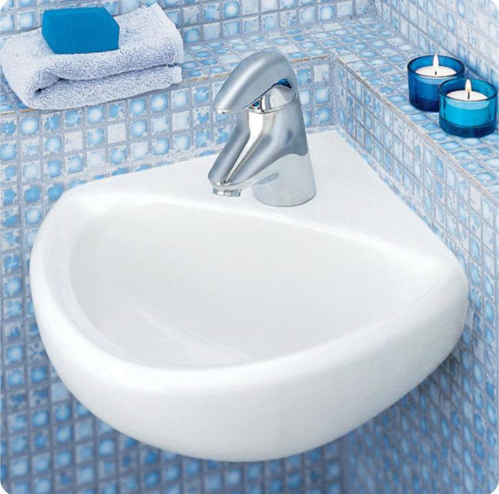 Ten Stylish And Compact Sink Solutions For Small Bathrooms Living In A Shoebox