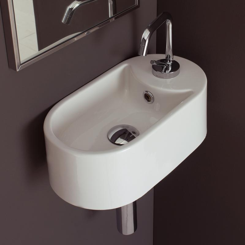 Ten Stylish And Compact Sink Solutions For Small Bathrooms
