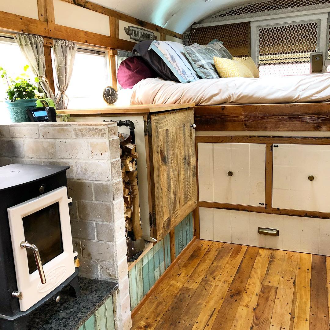 30830610 165960574029540 4529158419403243520 n - Retired prison bus was converted to gorgeous off-grid home