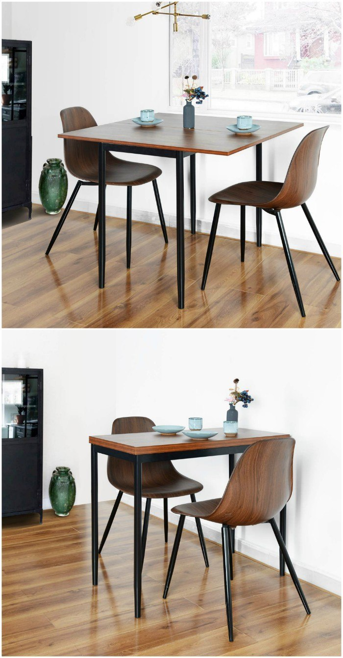 12 Brilliant Dining Table Ideas For Your Small Space Living In A