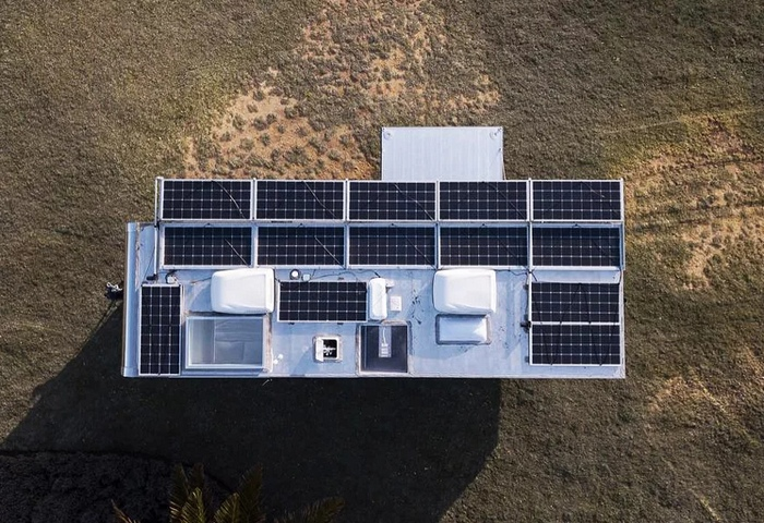 living vehicle trailer 15 - The Living Vehicle 2020 promotes luxurious off-the-grid camping
