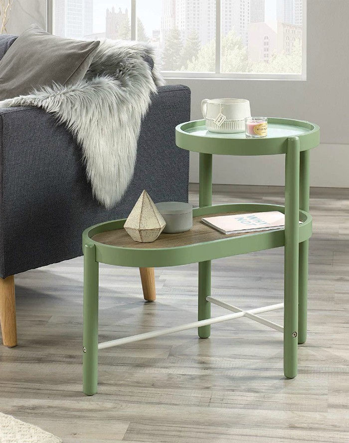 Accent Table Ideas For Your Small Space, Small Side Tables For Living Room With Storage