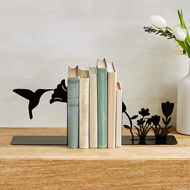 Hummingbird Bookends - Eight brilliant gift ideas for Valentine's day