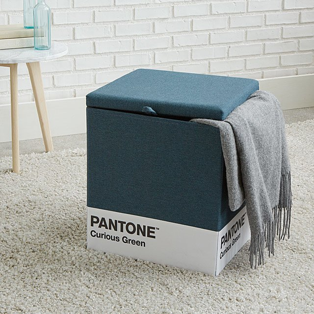 Pantone Storage Stool - Eight brilliant gift ideas for Valentine's day