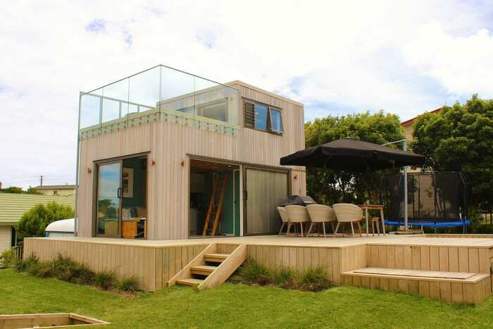 Dom and Jacos Kaitoke Tiny House - These 10 Airbnb tiny houses let you experience compact living in style