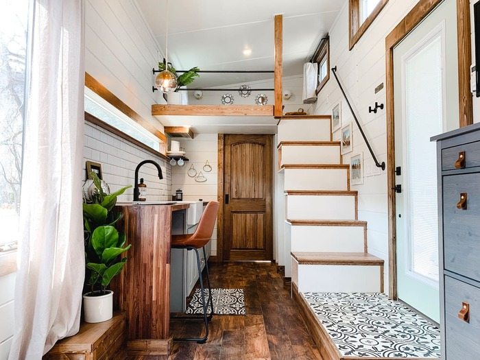 Lyons Juniper Tiny Home Vacation 2 - These 10 Airbnb tiny houses let you experience compact living in style