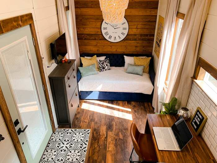 Lyons Juniper Tiny Home Vacation 3 - These 10 Airbnb tiny houses let you experience compact living in style