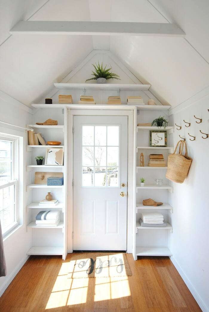 Modern Bright Tiny House 2 - These 10 Airbnb tiny houses let you experience compact living in style
