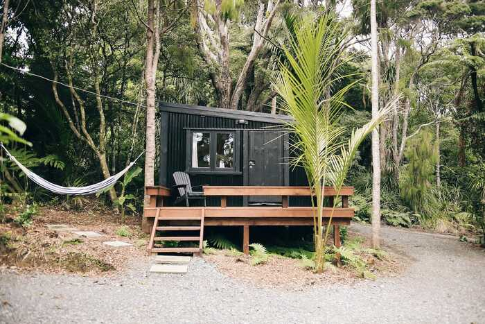 Snug tiny house Auckland new zealand 2 - These 10 Airbnb tiny houses let you experience compact living in style