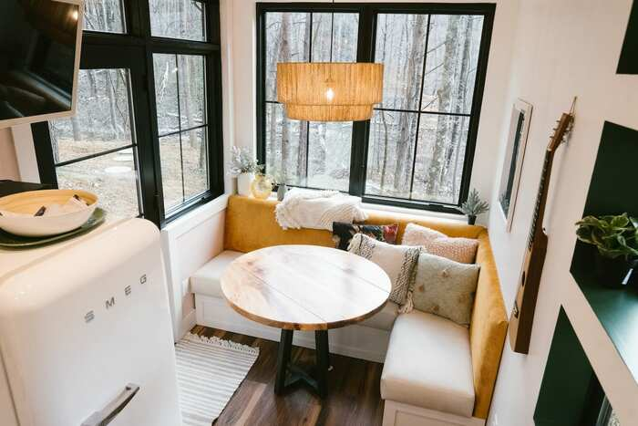 The BoHo Box Hop Hocking Hills 2 - These 10 Airbnb tiny houses let you experience compact living in style