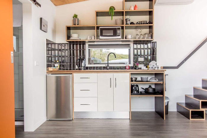 Tiny house west coast new zealand 3 - These 10 Airbnb tiny houses let you experience compact living in style