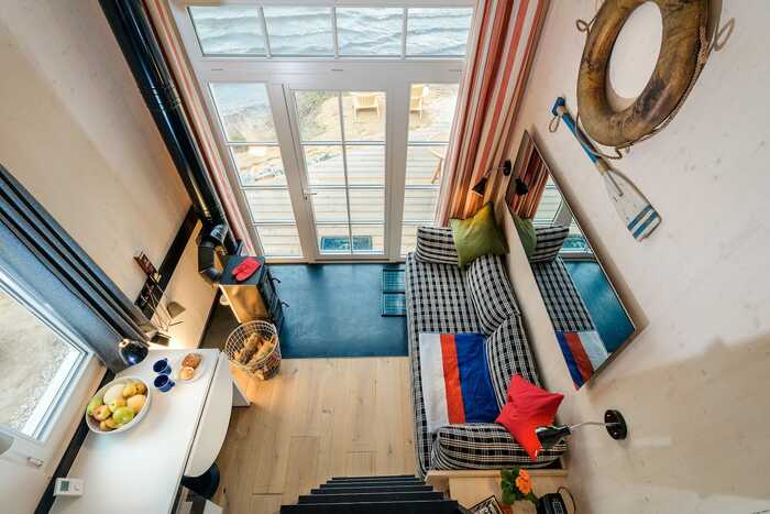 Zweiufer Tiny House am Hainer See 4 - These 10 Airbnb tiny houses let you experience compact living in style