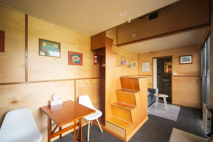 the good place 5 - These 10 Airbnb tiny houses let you experience compact living in style